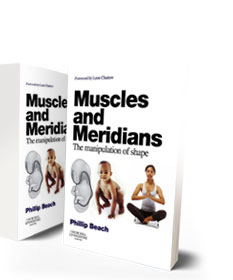 MUSCLES AND MERIDIANS BY PHILLIP BEACH
